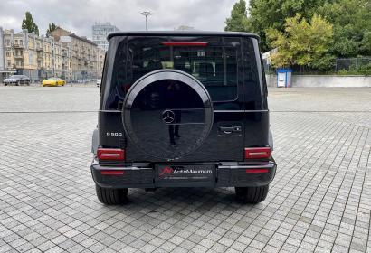 Продажа Mercedes-Benz G500 AMG '2020 на гарантии в Киеве