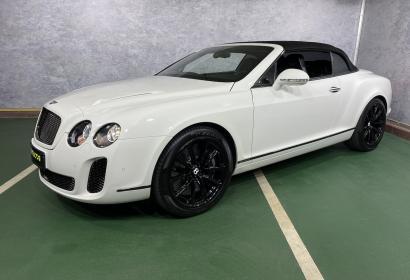 Продажа Bentley Continental Convertible