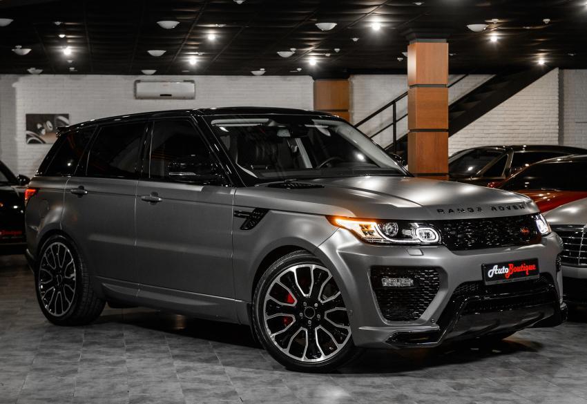 Продажа Land Rover Range Rover Sport Autobiography '2014 в Одессе