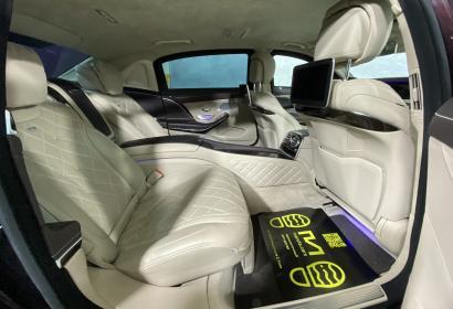 Продажа бронированногоMercedes Maybach S 650 Klassen Guard B6+ VR8 W222 '2018 в Киеве