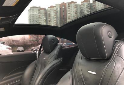 Продажа купе Mercedes-Benz S-Class coupe 63 AMG 4 Matic '2014 в Киеве