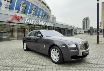 Продажа Rolls-Royce Ghost