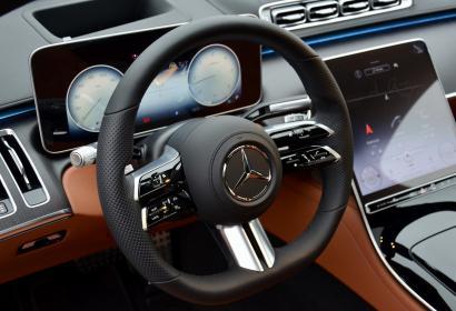 Продажа нового Mercedes Benz S-Class 400d AMG W223'2020 в Киеве