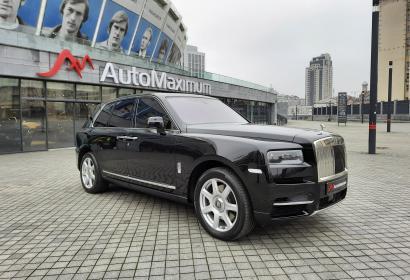 Продажа Rolls-Royce Cullinan