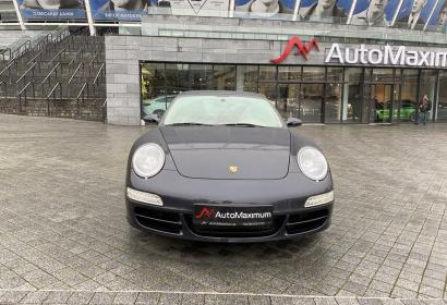 Продажа официального Porsche 911 Carrera S '2008 в Киеве