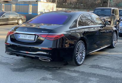Продажа нового Mercedes-Benz S-Class 500 4Matic W223 '2020 в Киеве