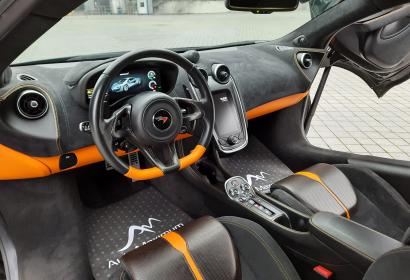 Продажа суперкара McLaren 570 S '2017 в Киеве