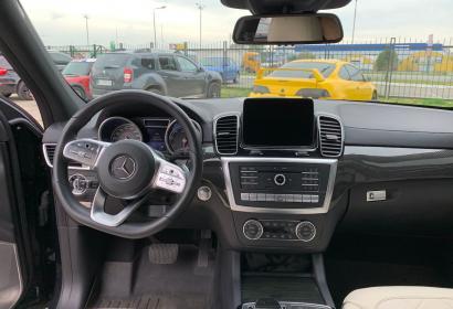 Прокат внедорожника Mercedes Benz GLS 550 в Киеве