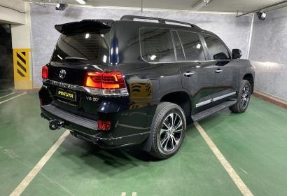 Продажа бронированной Toyota Land Cruiser 200 B6/B7 VX.R V8 5.7 Grand Touring S'2020 в Киеве