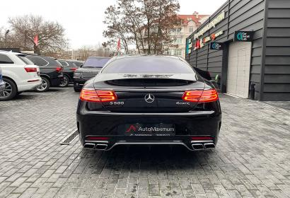 Продажа купе Mercedes S 400 S63 AMG 4matic Coupe '2016 в Одессе