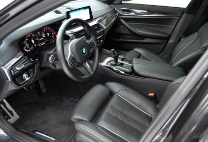 Продажа BMW 5-Series M550i xDrive '2018 в Киеве