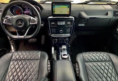 Прокат внедорожника Mercedes G 63 AMGв Киеве без водителя