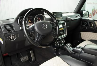 Прокат гелендвагена Mercedes G 63 AMG в Киеве без водителя