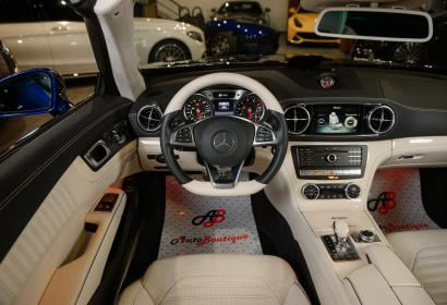 Продажа кабриолета Mercedes-Benz SL-Class 450 '2017 в Одессе
