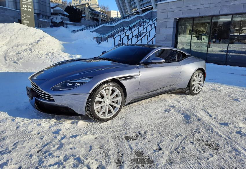 Продажа спортивного купе Aston Martin DB11 '2017 вКиеве