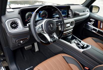 Продажа нового Mercedes-Benz G-Class AMG G manufaktur '2021 в Киеве