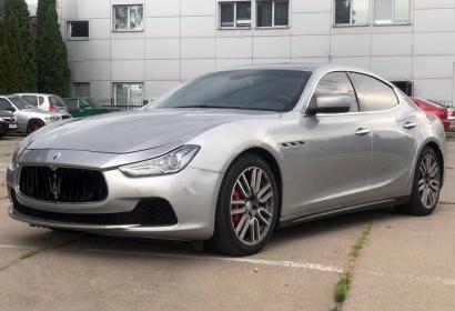 Аренда Maserati Ghibli