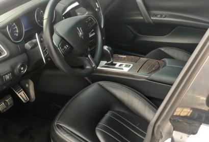 Прокат Maserati Ghibli без водителя в Киеве