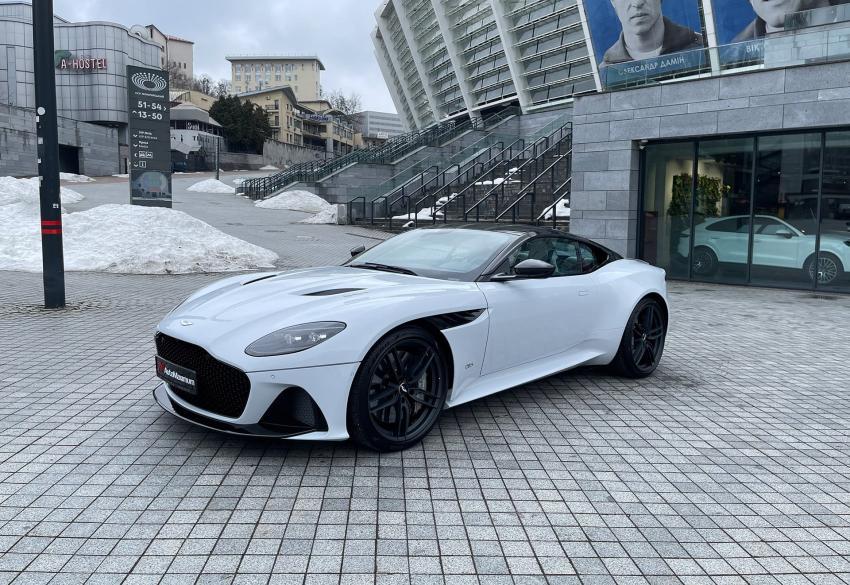 Продажа суперкара Aston Martin DBS Superleggera '2020 в Киеве
