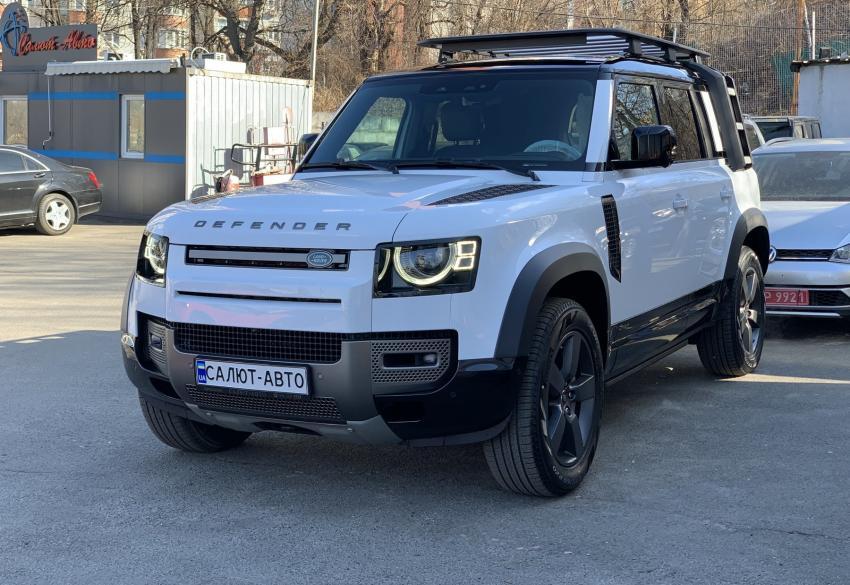Продажа нового Land Rover Defender P400 X-Dynamic '2021 в Киеве