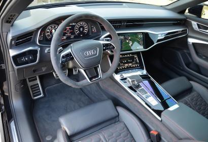 Продажа новой официальной Audi RS6 4.0 TFSI quattro tiptronic'2020 в Киеве