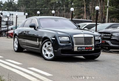 Продажа Rolls-Royce Ghost