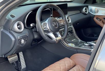 Продажа заряженного седана Mercedes-Benz C 63 AMG '2019 в Киеве