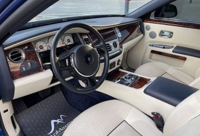 Продажа эксклюзивного Rolls-Royce Ghost '2012 в Киеве