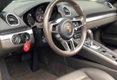 Продажа кабриолета Porsche Boxster 718 Cabrio '2016 в Киеве