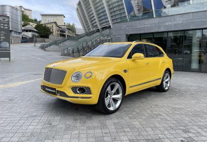 Продажа Bentley Bentayga