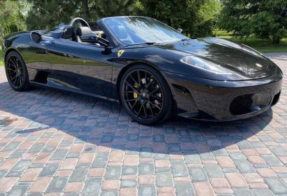 Аренда Ferrari F430