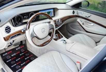 Продажа люкс седана Mercedes-Benz S-Class 500 AMG 4 Matic '2014 в Киеве