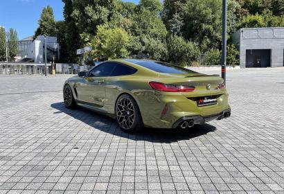 Продажа официальной BMW M8 Competition '2019 в Киеве