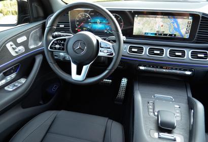 Продажа нового Mercedes-Benz GLS-Class 400D AMG '2021 в Киеве