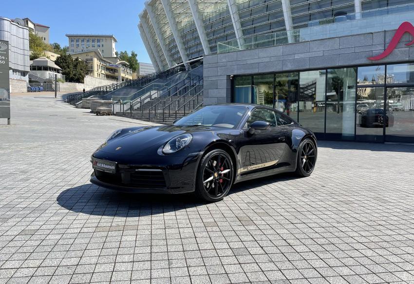 Продажа нового официального Porsche 911 Carrera 4S 992 '2021 в Киеве