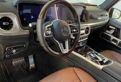 Прокат нового Mercedes G 500 AMG '2021 без водителя в Киеве