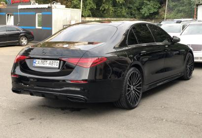Продажа Mercedes-Benz S 400d 4matic AMG Black Series W223 '2021 в Киеве