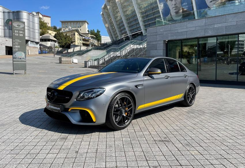 Продажа официального Mercedes-Benz E 63 S AMG Edition 1 '2018 в Киеве