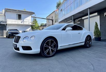 Продажа Bentley Continental