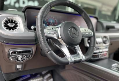 Продажа официального Mercedes-Benz G-Class 63 AMG Night Black Pack '2019 в Киеве