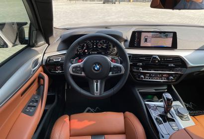 Продажа заряженной BMW M5 Competition '2019 в Киеве