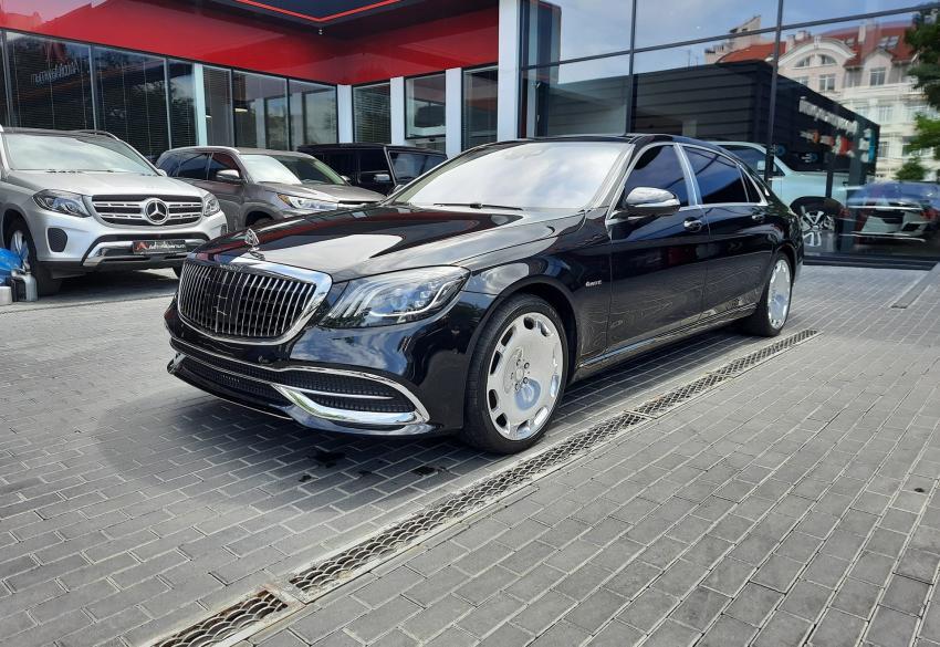 Продажа Mercedes-Maybach S 500 STYLE 560 '2016 в Одессе
