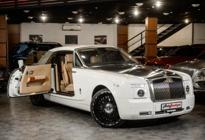 Продажа Rolls-Royce Phantom Coupe