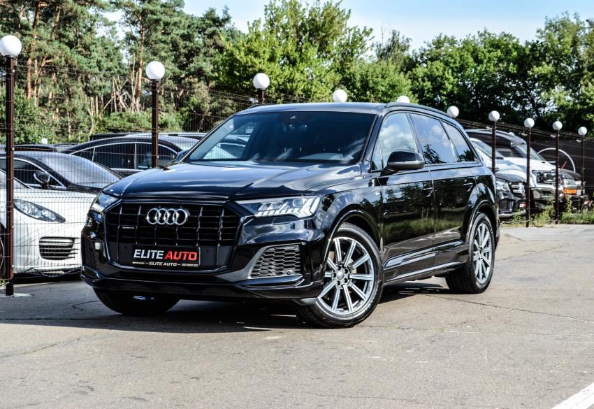Продажа официального Audi Q7 Diesel S-Line '2020 в Киеве