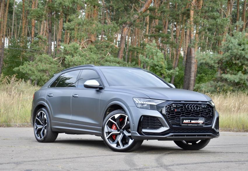 Продажа спортивного кроссовера Audi RS Q8 '2020 в Киеве
