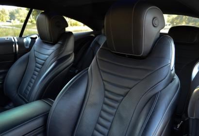 Продажа купе Mercedes-Benz S-Class 550 AMG Coupe '2015 в Киеве