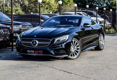 Продажа Mercedes-Benz S-class Coupe