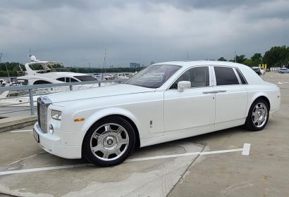 Аренда Rolls-Royce Phantom