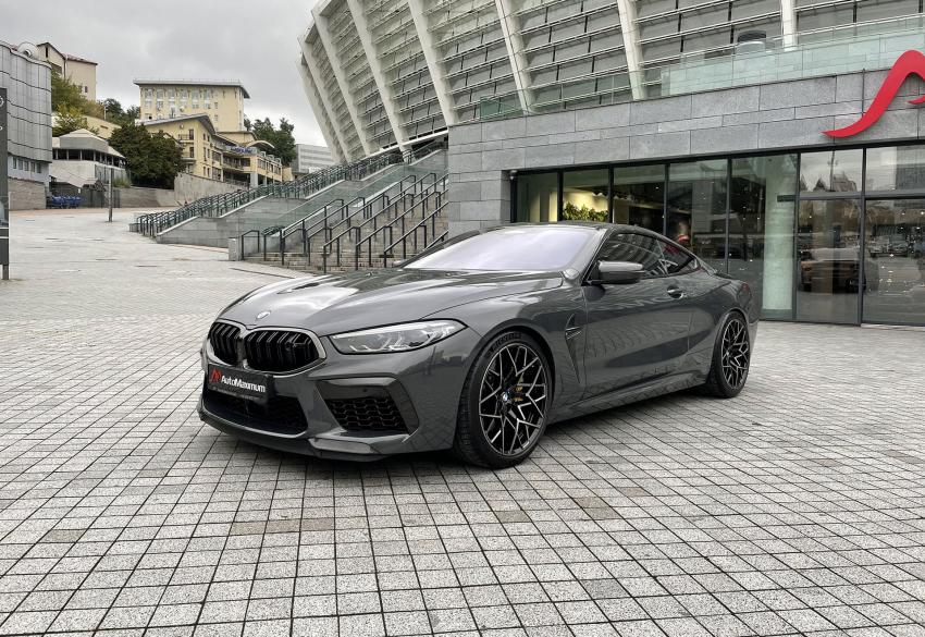 Продажа купе BMW M8 M Competition 4.4 (F92) '2019 в Киеве