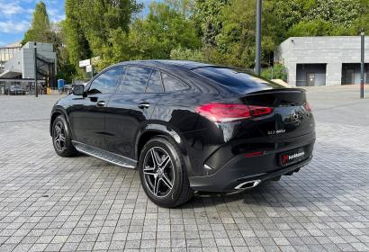 Продажа официального Mercedes-Benz GLE 400d Coupe 4matic '2020 в Киеве
